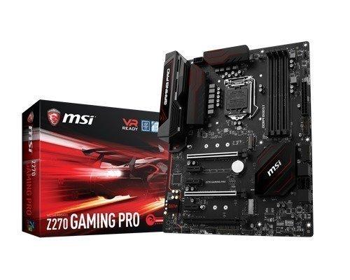 Msi Z270 Gaming Pro S-1151 Atx