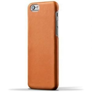 Mujjo Leather Case Iphone 6s Plus Brown Iphone 6/6s Plus Ruskea
