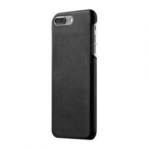 Mujjo Leather Case Iphone 7 Plus Musta
