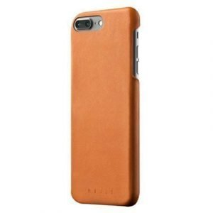 Mujjo Leather Case Iphone 7 Plus Ruskea
