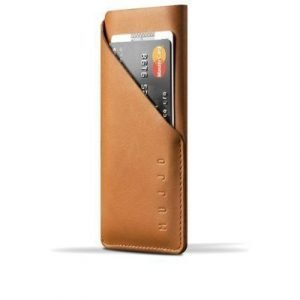 Mujjo Leather Wallet Sleeve Iphone 6/6s Ruskea