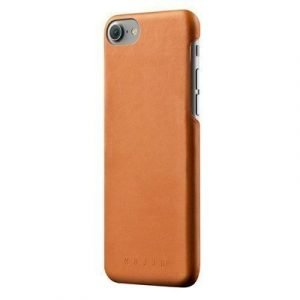 Mujjo Mujjo Leather Case Iphone 7 Ruskea