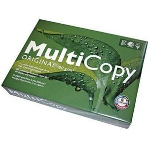Multicopy Tavallinen Paperi