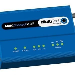 Multitech Rcell 100 Hspa+ Wifi Router W/ Acc Kit