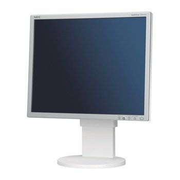 NEC Multisync EA192M Monitor 19 Silver / Light Grey