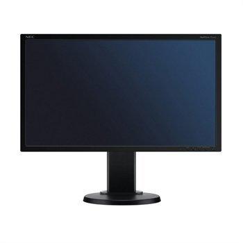 NEC Multisync LCD E201W Näyttö 20 Musta