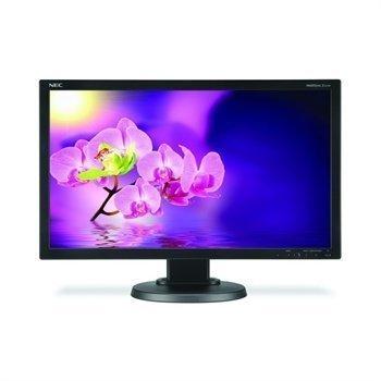 NEC Multisync LCD E231W Monitor 23 Black / Black