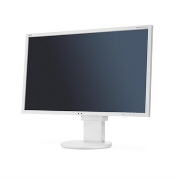 NEC Multisync LCD EA223WM Monitor 22 Silver / Light Grey