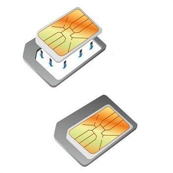 Nano Micro SIM Sovitin