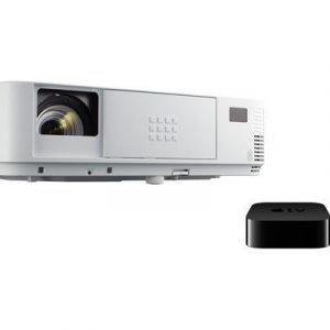 Nec M403h Full-hd + Apple Tv 32gb (2015) 1920 X 1080 4000lumen(ia)