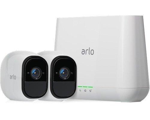 Netgear Arlo Pro Vms4230 Base Station & 2 Cameras