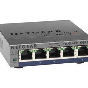 Netgear Prosafe Plus Gs105ev2