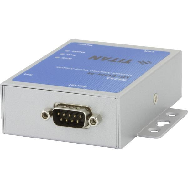 Network Seriel Adapter RJ45 - sarjasovitin RS-232 DB9ur harm