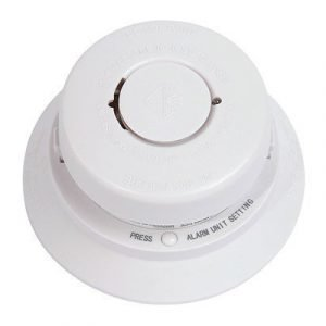 Nexa Mts-166rf/868 Smoke Detector