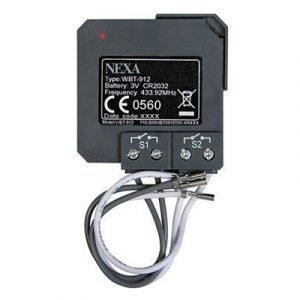 Nexa Wbt-912 2-channels Bulit-in Transmitter