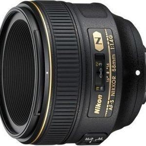 Nikon Af-s 58/1