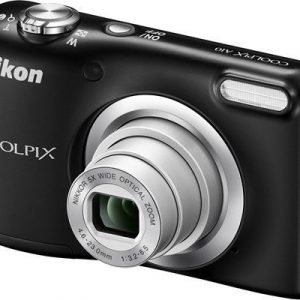 Nikon Coolpix A10 Musta