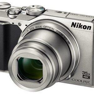 Nikon Coolpix A900 Hopea Musta