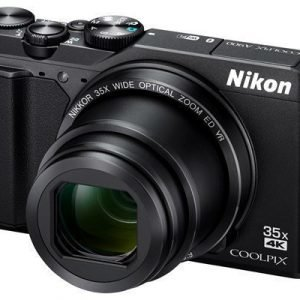 Nikon Coolpix A900 Musta