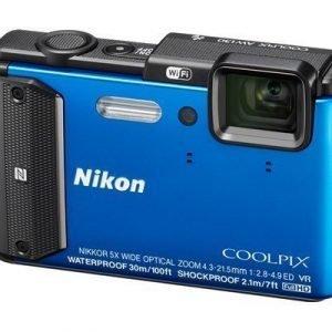 Nikon Coolpix Aw130 Sininen