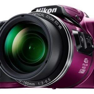 Nikon Coolpix B500 Purppura Musta