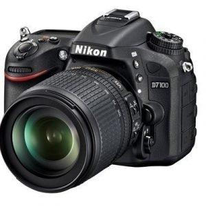 Nikon D7100 + Af-s Dx 18-105/3