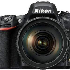 Nikon D750 + Af-s 24-85/3