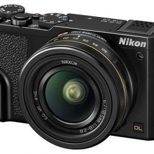 Nikon Dl 18-50 Musta