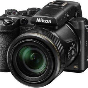 Nikon Dl 24-500 Musta