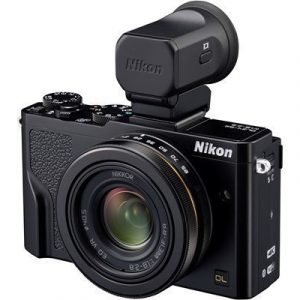 Nikon Dl 24-85 + Evf Musta