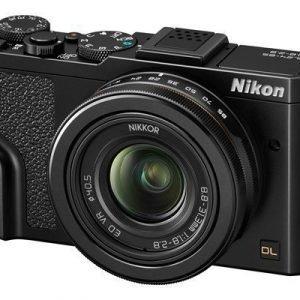 Nikon Dl 24-85 Musta