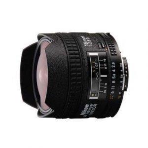 Nikon Fisheye-nikkor Kalansilmäobjektiivi