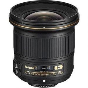 Nikon Nikkor Af-s Laajakulmalinssi