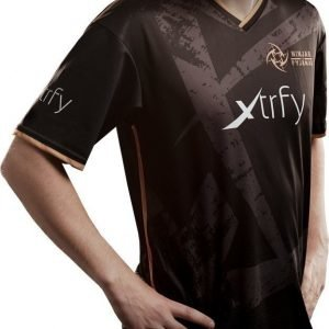 Ninjas In Pyjamas Gaming Jersey v3 2016 X-Small