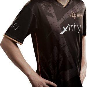 Ninjas In Pyjamas Gaming Jersey v3 2016 XX-Large
