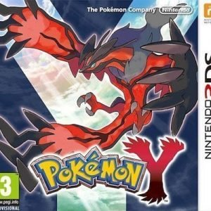Nintendo Pokemon: Y 3ds