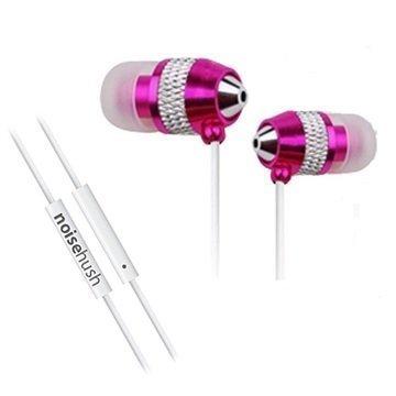 NoiseHush NX40 Stereo Kuuloke Vaaleanpunainen