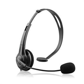 NoiseHush NX70 Kuulokemikrofoni Musta