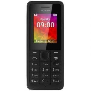Nokia 130 Dual Sim Musta