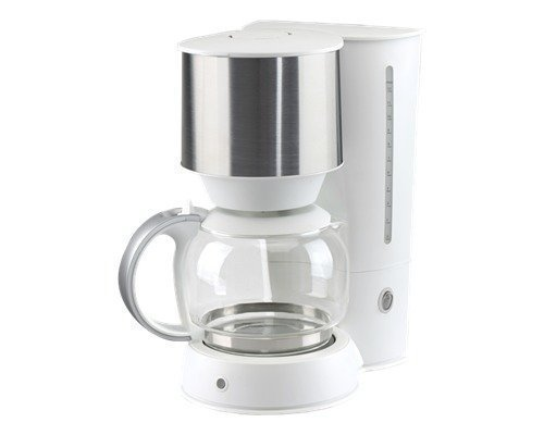 Nordic Home Culture Coffee Brewer God Morgon 1.5l White/silver