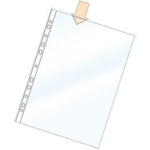 Nordic Office Plastficka A4 0
