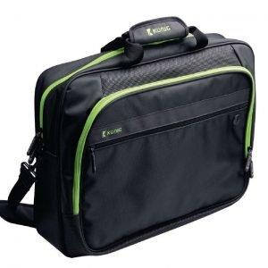 Notebook-laukku 17''/18'' limenvihreä