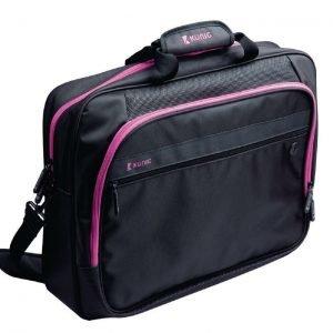 Notebook-laukku 17''/18'' pinkki
