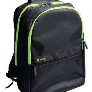 Notebook-reppu 15''/16'' limenvihreä