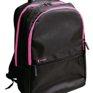 Notebook-reppu 15''/16'' pinkki