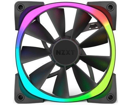 Nzxt Aer Rgb140 & Hue+ 140 Mm