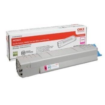 Okidata 44059210 Toner MC 860 CDTN MC 860 DN Magenta