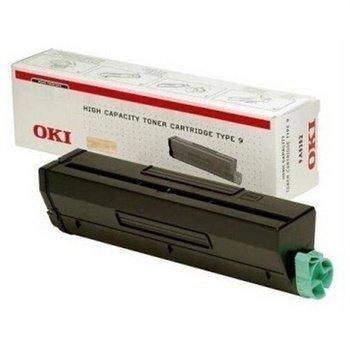 Okidata B 4100 B 4500 Toner 01103402 Black