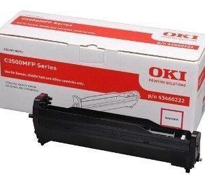 Okidata C 3520 MFP MC 350 Drum 43460222 Magenta