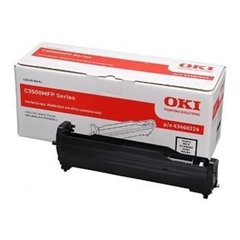 Okidata C 3520 MFP MC 350 Drum 43460224 Black